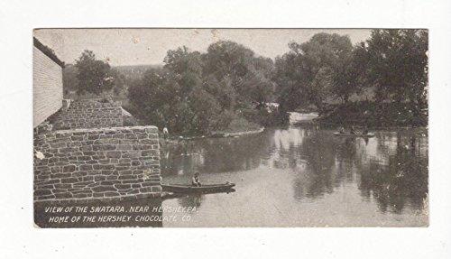- The Swatara Creek Hershey, Pennsylvania Chocolate Antique Postcard N3568