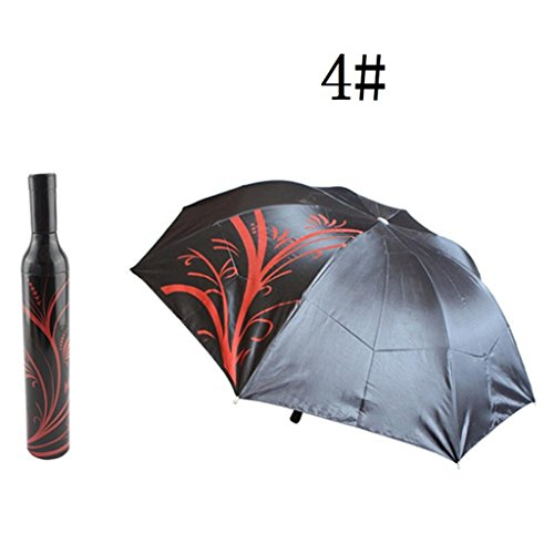Portable Creative Umbrella Bumbershoot Sunshade