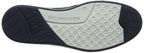 Salamander Herren Torsten Slipper Blau (Navy)