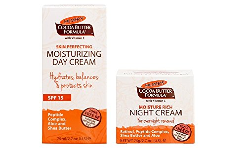 Palmer's Cocoa Butter Formula Moisturizing Day Cream & Night Cream 2.7oz (Butter Cream Night Shea)
