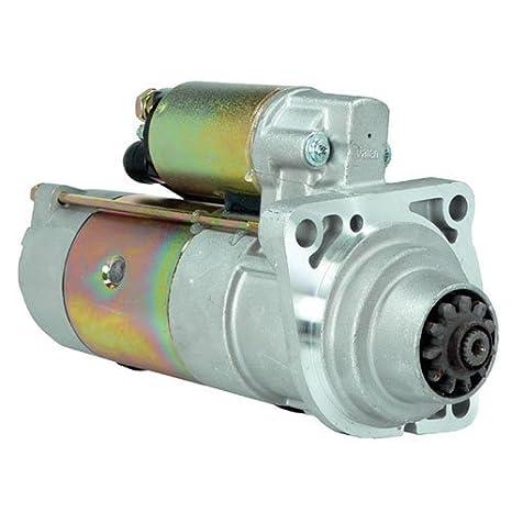 Starter - Valeo PLGR (18486) Bobcat T190 S175 S330 T250 773 S510 S650 S750  T320 S590 S205 753 883 T630 873 S300 863 963 S570 T200 T180 S220 S250 S150