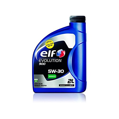 Elf huile moteur evolution 900 5w30 essence - 2l 3267025010989