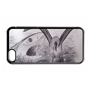 Customized Basically, my dear! In 2015 Cell Phone Case for Iphone 5C with Water _4184748