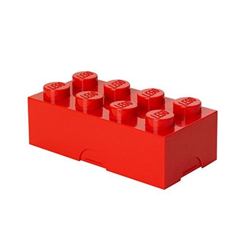 Lego Utensil - LEGO Lunch Box, Red