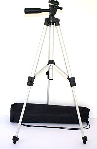 50 Photo//Video Pro Tripod With Case For Sony Alpha A6000 ILCE-6000L ILCE-6000