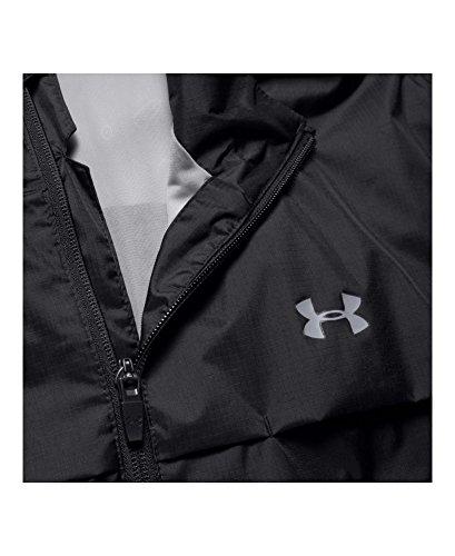 Under Armour Men's Storm Golf Rain Suit, Black/Steel, XXX-Large