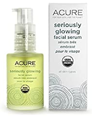 Acure Seriously Firming Facial Serum, 1 Ounce by Acure