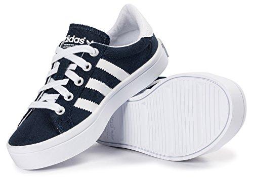 adidas Court Vantage Enfant Bleu Marine Bleu 33