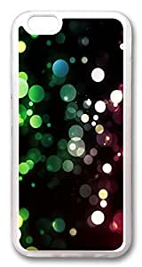 iphone 6 plus 5.5inch CaseColorful Lights TPU Custom iphone 6 plus 5.5inch Case Cover Transparent