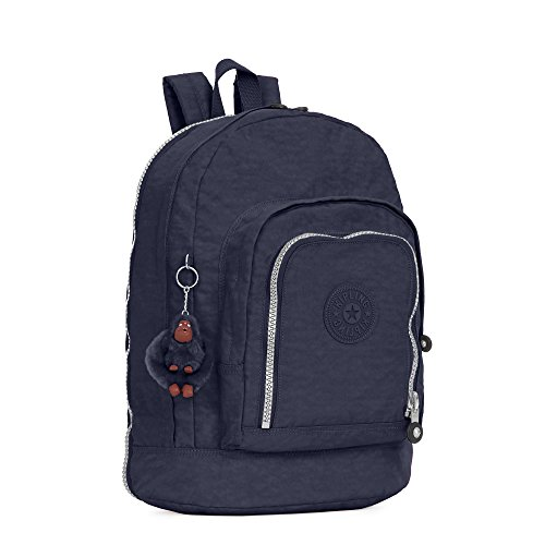 Blue Hal Kipling Backpack Women's Expandable Large True xr0q8Yqw5