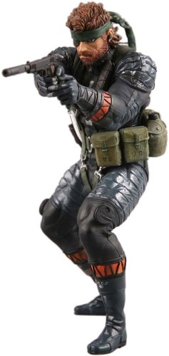 Metal Gear Solid 3 Snake Action Figure