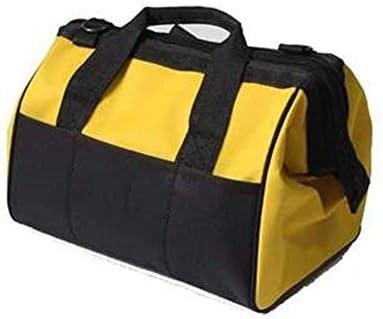 ツールキット エアーポンプ特殊ツールキット缶ストアやツールを整理します ツールの保管と整理バッグ (色 : Yellow, Size : M)