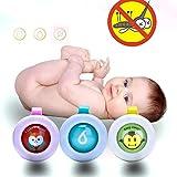 Foshin Mini Cute Baby Mosquito Repellent Clip Anti Mosquito Buckle Insect Repellent