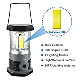 Monomax LED Camping Lantern Battery Powered 1500