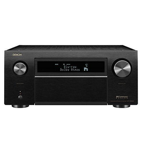 Denon AVR-X8500H 13.2-Channel AV Receiver