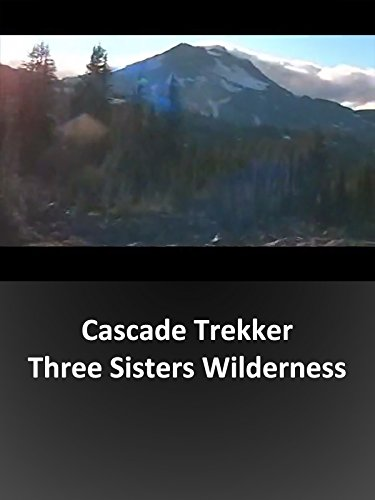 Cascade Trekker - Three Sisters Wilderness (2013 Skis Head)