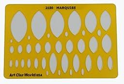 Artistic Design Template - Marquise