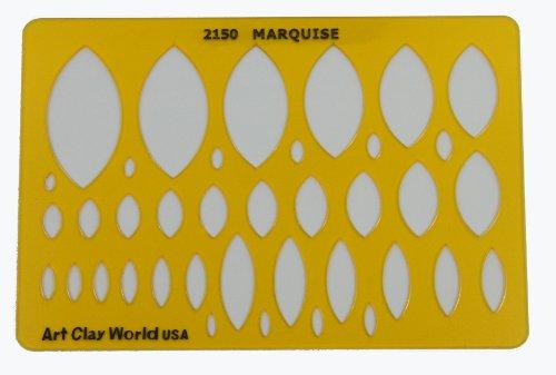 Marquise Design - Artistic Design Template - Marquise