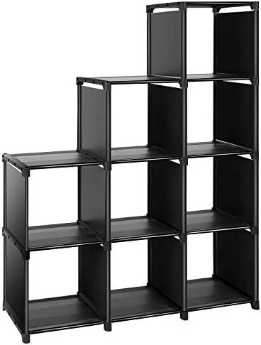 TomCare Organizer Bookcase Bookshelf Cabinets product image