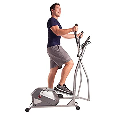 Body Champ BR1380 Magnetic Elliptical Trainer