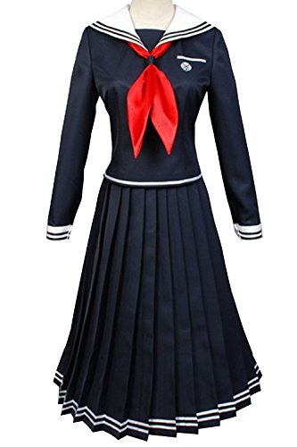 Danganronpa Toko Fukawa Cosplay (Fairy Tail Cosplay Costumes For Sale)