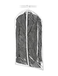 Whitmor 6 004-290 colgante funda para trajes