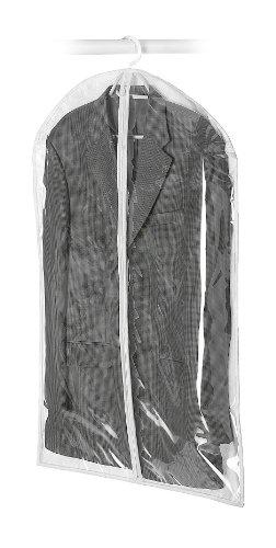 Whitmor Zippered Hanging Suit Bag