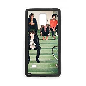 Samsung Galaxy Note 4 Cell Phone Case Covers Black The Kooks W9892594