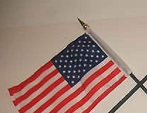 Tennessee Estado W/Estados Unidos América Bandera Americana 4