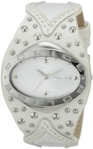 Police Women's PL-11600MS/01 Vamp White Dial Watch