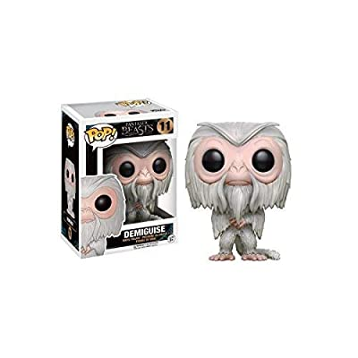 Fantastic Beasts - Demiguise,Action Figure: Funko Pop! Movies:: Toys & Games