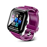 T-CORE Fitness Tracker Smart Watch, Activity Tracker with Heart Rate...