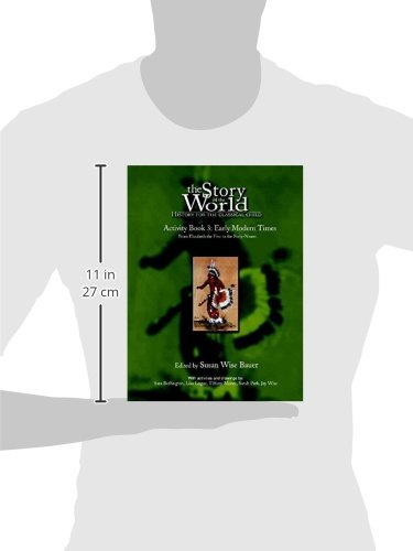 The Story of the World Activity Book Three: Early Modern Times by Peace Hill Press (Image #3)
