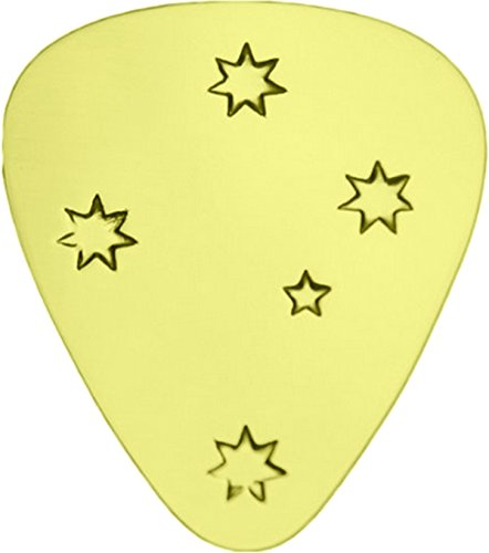 southern-cross-solid-brass-guitar-pick
