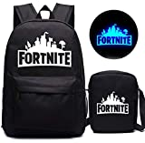 Gash Hao Fortnite Backpack School Bookbag for Boys Student Bag