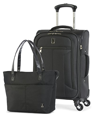 travelpro-inflight-signature-21-expanadable-spinner-with-satchel-tote-2-piece-set-black-exclusive-to