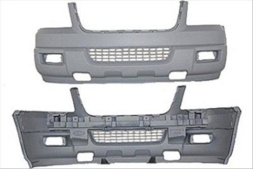 OE Replacement Ford Expedition Front Bumper Cover (Partslink Number FO1000558)