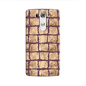 Cover It Up - Rock Purple Break LG G3 Hard Case