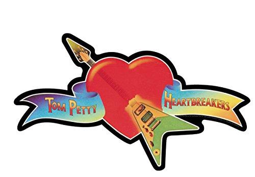 C&D Visionary Tom Petty Logo Sticker