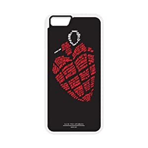 "JenneySt Phone CaseGreen Day Music Band Pattern For Apple Iphone 6,4.7"" screen Cases -CASE-18"