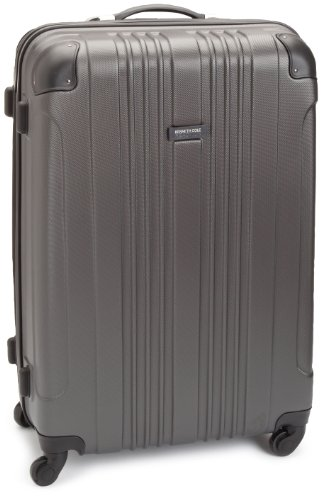 Kenneth Cole Reaction Out of Bounds 28″ 4 Wheel Upright, Charcoal, Large