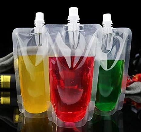 Amazon.com: Dhl 12 - Bolsa de plástico transparente para ...