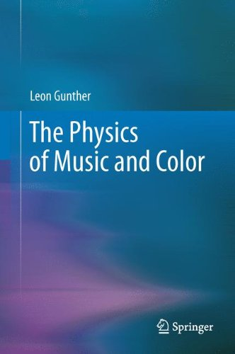 The Physics of Music and Color by Leon Gunther