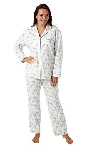 Marlon - Pijama - para mujer Rosa