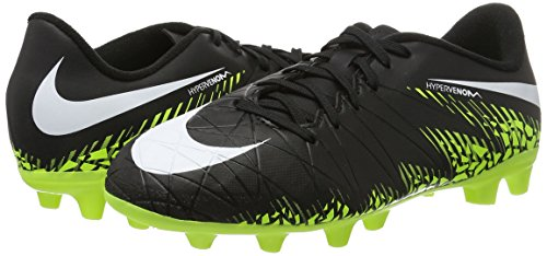 Adulto 017 Botas Paramount EU Black Fútbol Nike 5 Volt Negro Unisex 856460 Blue de White 38 HwqE5Y5T