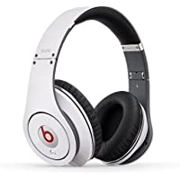 Beats Studio Wired Over-Ear Headphone - White (Discontinued by Manufacturer)