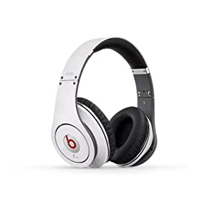 Beats Studio Over-Ear Headphone (White) (Discontinued by Manufacturer)