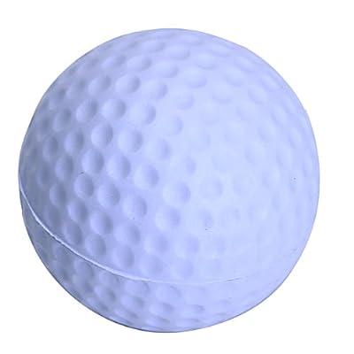 DYNWAVE PU Soft Foam Golf Ball Training Practice Aids Golfer Trainer Accessories