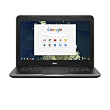 Dell Chromebook 13 3380 13-Inch Laptop (Intel Celeron C3855, 4GB RAM, 32 GB SSD Hard Drive, HD Non-Touch Screen)(Certified Refurbished)