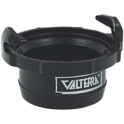"Valterra T1024 Hose Adapter - 3"" Straight, Black: Automotive"